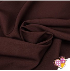 Stretch Color Marron chocolate